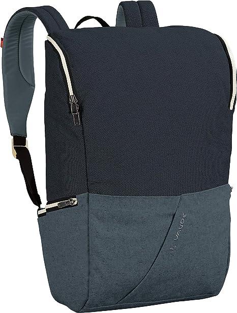 VAUDE Aspe mochila Algodón Negro / Gris - Mochila para portátiles ...