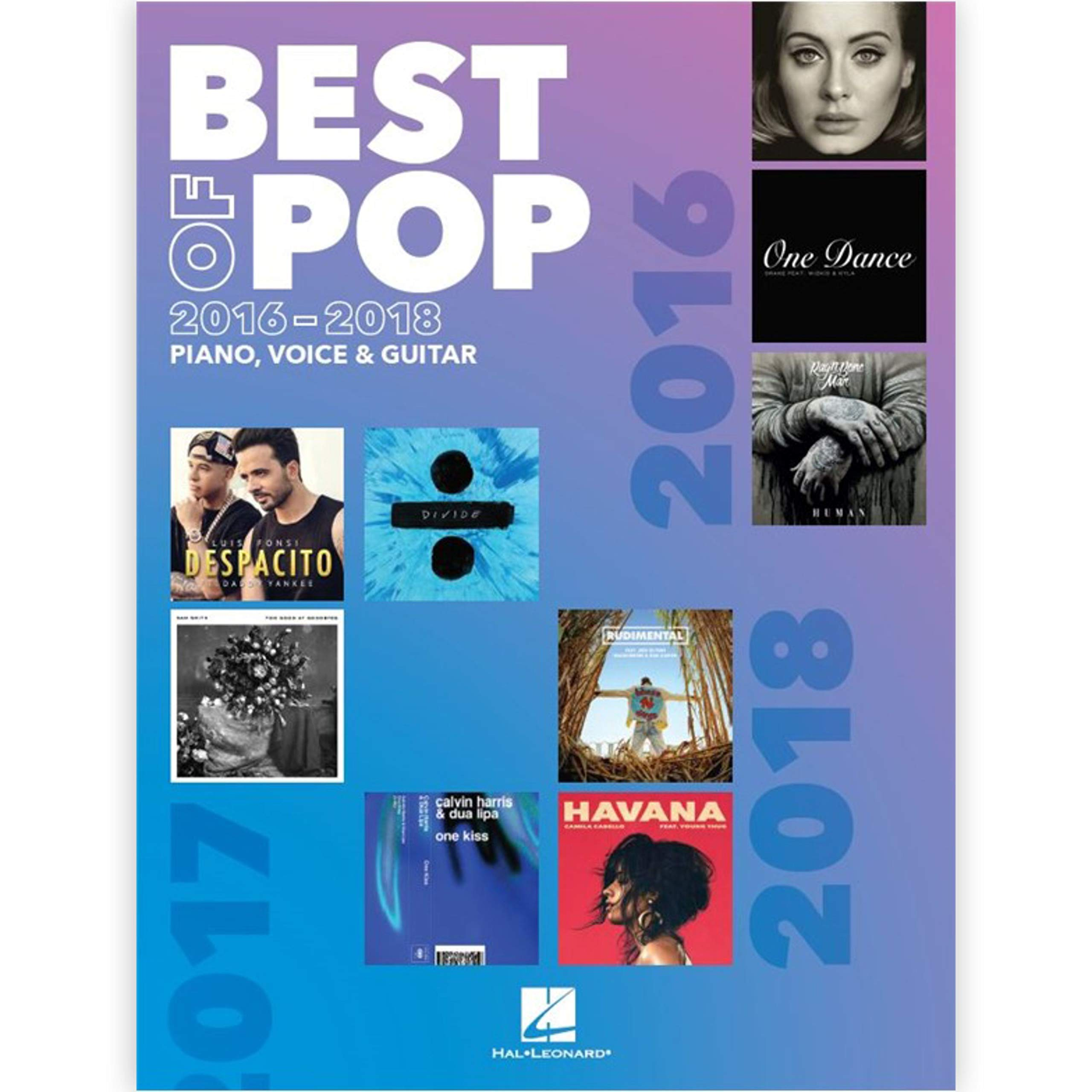 Best Of Pop 2016-2018 PVG: Amazon co uk: Various
