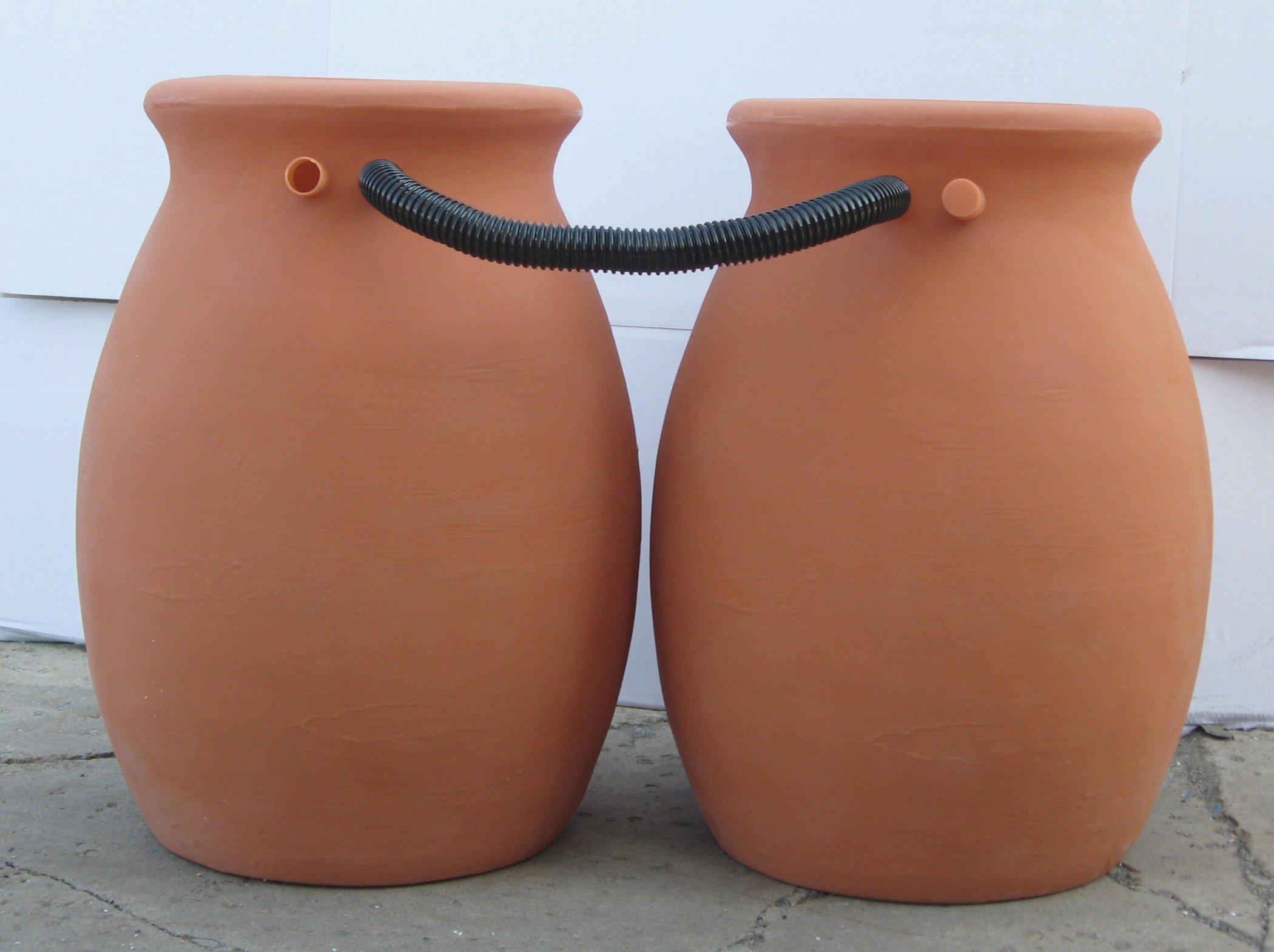 Algreen 81055 Rain Barrel Link Kit