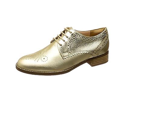 Clarks Netley Rose, Chaussures de Ville à Lacets pour Femme