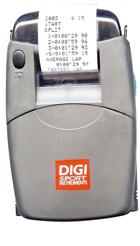 DIGI Impresora térmica Juego de Impresora con cronómetro PC 110 ...