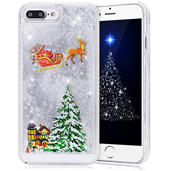 iphone 7 plus case 55 inch cinocase 3d creative liquid case christmas collection