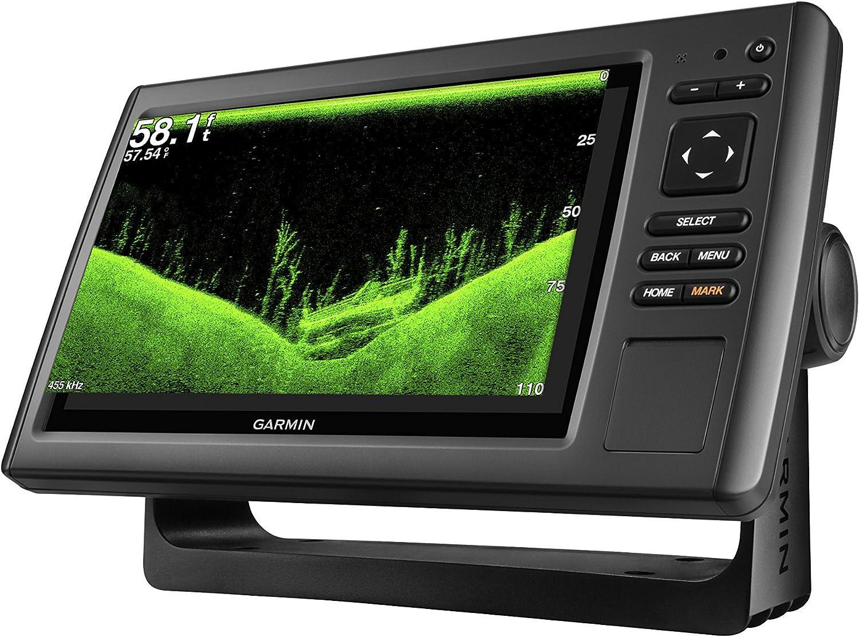 "Garmin echoMAP 44DV 4.3/"" Fishfinder GPS US Marine Detail g2 Map W//O Transducer"