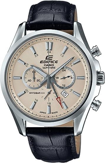 [カシオ] 腕時計 エディフィス EFB-504JL-7AJF ブラック