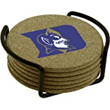 Thirstystone Duke University with Holder Included Cork Gift Set