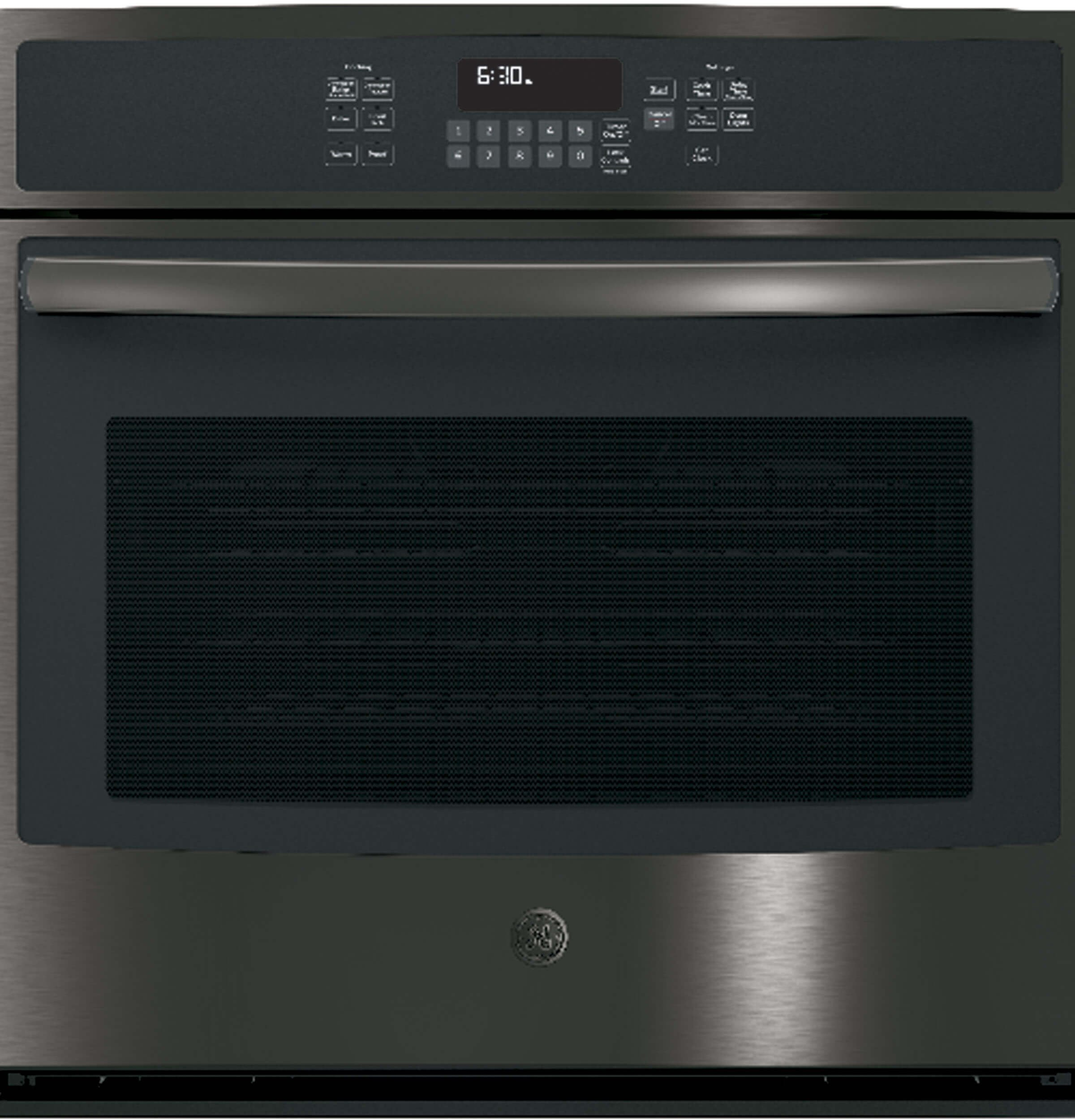 GE JT5000BLTS Electric Single Wall Oven by GE