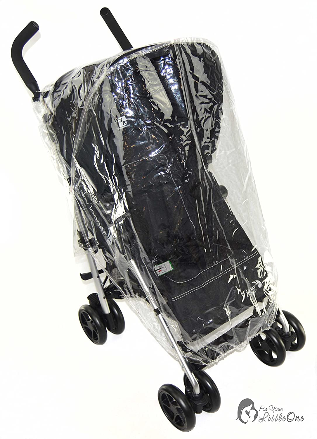 Protector de lluvia Compatible con Maclaren Techno XT For-Your-Little-One