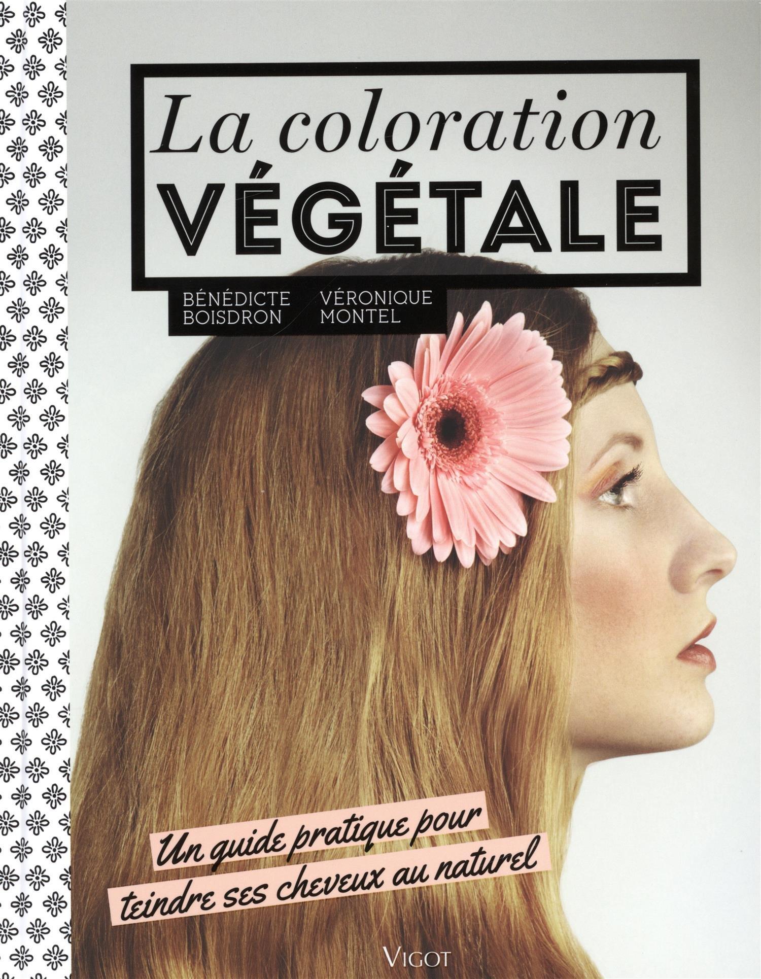 Coloration cheveux bio maison