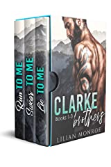 The Clarke Brothers: The Complete 3-Book Series Kindle Edition