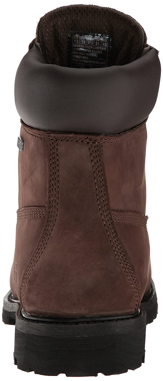 ae3d2c08eaa61 Skechers Men's Duson - Steno Chocolate Boot 9 Men US: Amazon.co.uk: Shoes &  Bags