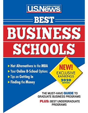 Best Undergraduate Business Schools 2020.Best Business Schools 2020 U S News And World Report Anne
