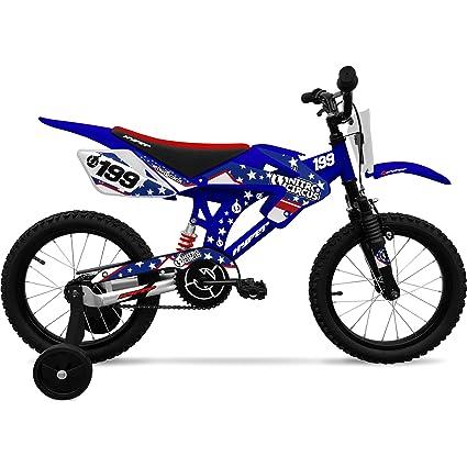 Amazon.com: Hyper Nitro Circus Motobike - Bicicleta de ...
