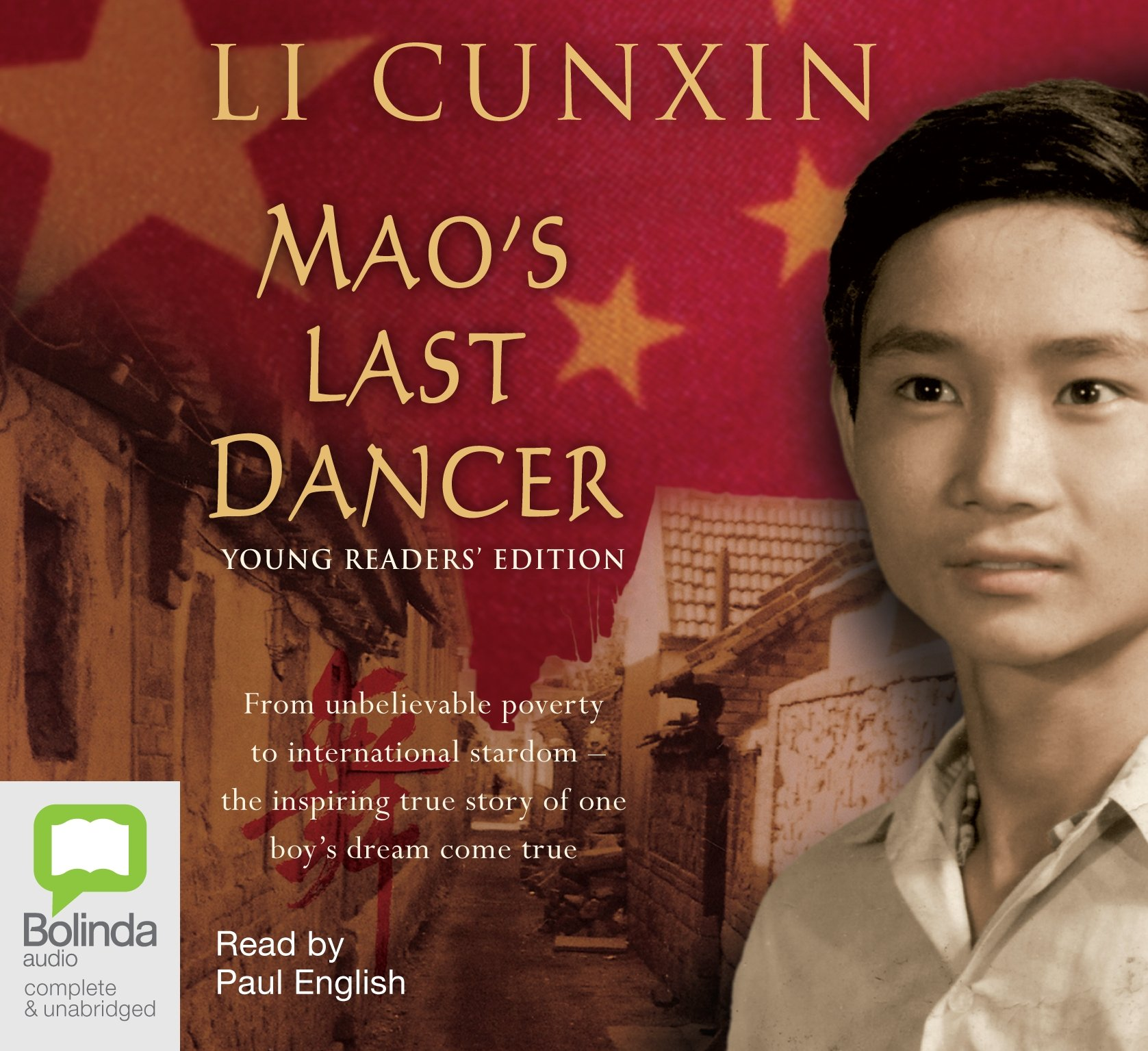 Mao's Last Dancer Young Readers by Bolinda Publishing Pty Ltd