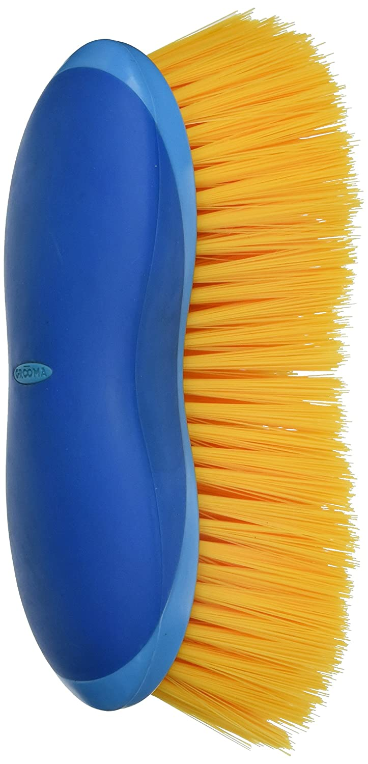 Grooma Equine Brush with Medium Bristles by MiracleCorp Products B0012NH0TS