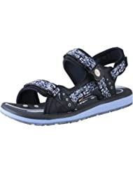 9118 Women/Men Easy Go Snap Lock (Magnetic Closure) Outdoor/Water Sandals