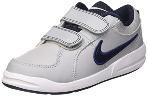 Nike Pico 4 (PSV), Zapatillas de Tenis para Niños, Gris/Negro (Wolf Grey/Obsidian), 31 1/2 EU: Amazon.es: Deportes y aire libre