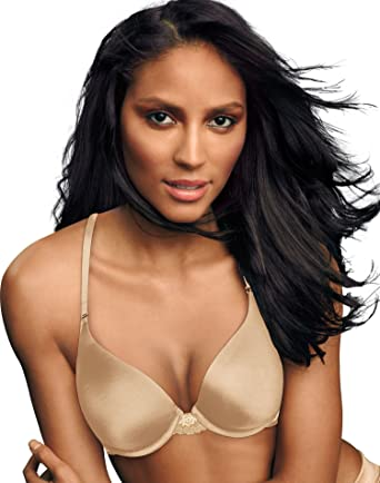 c4f53d88b2a15 Maidenform Love The Lift Natural Boost Demi T-Shirt Bra at Amazon Women's  Clothing store: