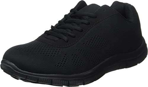 Get Fit Mens Mesh Running Trainers