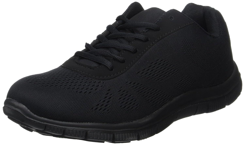 Conception innovante 21ec6 7b9b0 Get Fit Mens Mesh Running Trainers Athletic Walking Gym Shoes Sport Run