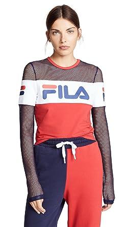 26f8140d34c Fila Women s Tara Crop Top