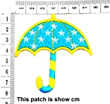 Cute Pretty Umbrella Stars Cartoon Chidren Kids