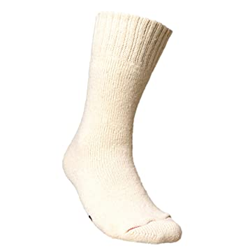 Helikon Tex Norwegian Army Calcetines – Lana – Color Blanco, ...