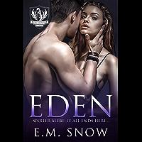 Eden: A Dark High School Romance (Angelview Academy Book 3) (English Edition)