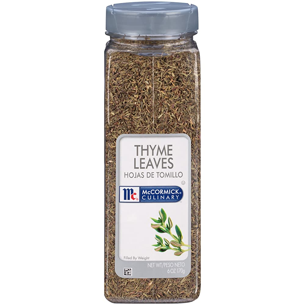 McCormick Culinary Thyme Leaves Review