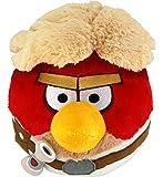 Angry Birds Star Wars Plush Bird Luke Skywalker, 5 Inch