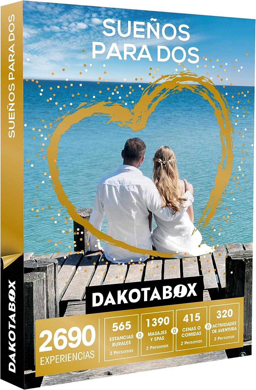 DAKOTABOX - Caja Regalo - SUEÑOS para Dos - 2690 Experiencias de ...