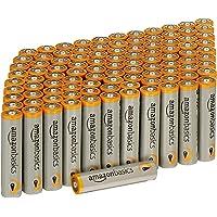 Deals on 100PK AmazonBasics AAA 1.5 Volt Performance Alkaline Batteries