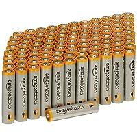 AmazonBasics - Pile Mini Stilo Alcaline AAA Performance, confezione da 100