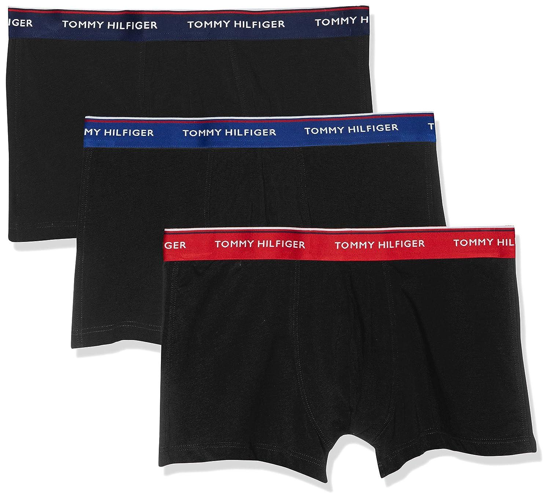 3fe1eb01c5f797 Tommy Hilfiger Men s 3 Pack Premium Essentials Trunks