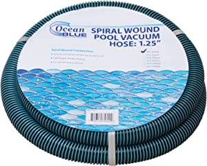 Ocean Blue Water Products Spiral Wound Pool Vacuum Hose