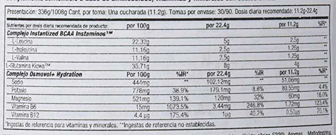 Starlabs Nutrition XT5 Refuel Lemon Lime - 1008 gr