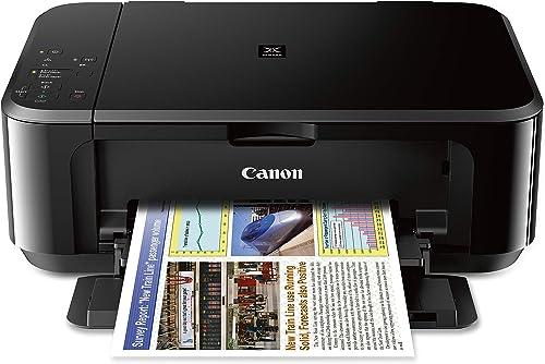 Canon Pixma MG3620 All-in-One Color Inkjet Wireless Printer-Black