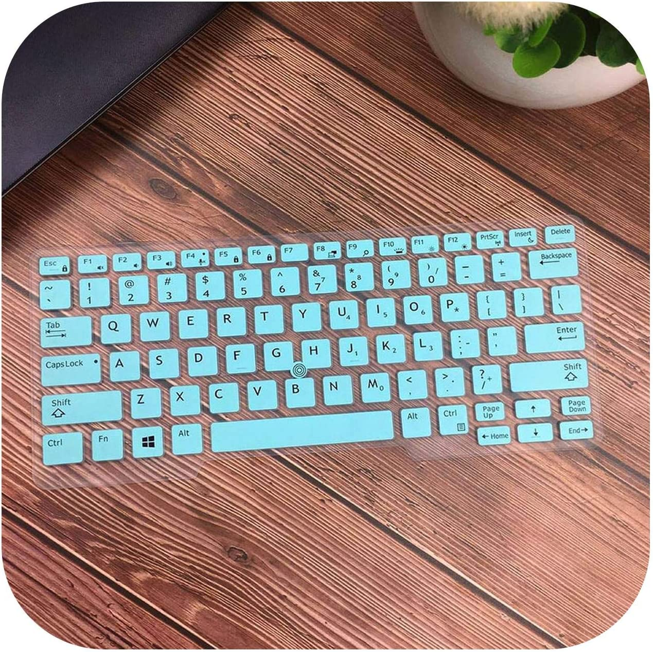 Film Pour Clavier Laptop Keyboard Cover Protector for Dell Latitude E7470 E5480 E5490 E5491 7480 E5480 7490 E7450 E5450 E5470 E7350 E3350 E5470 14-Clear
