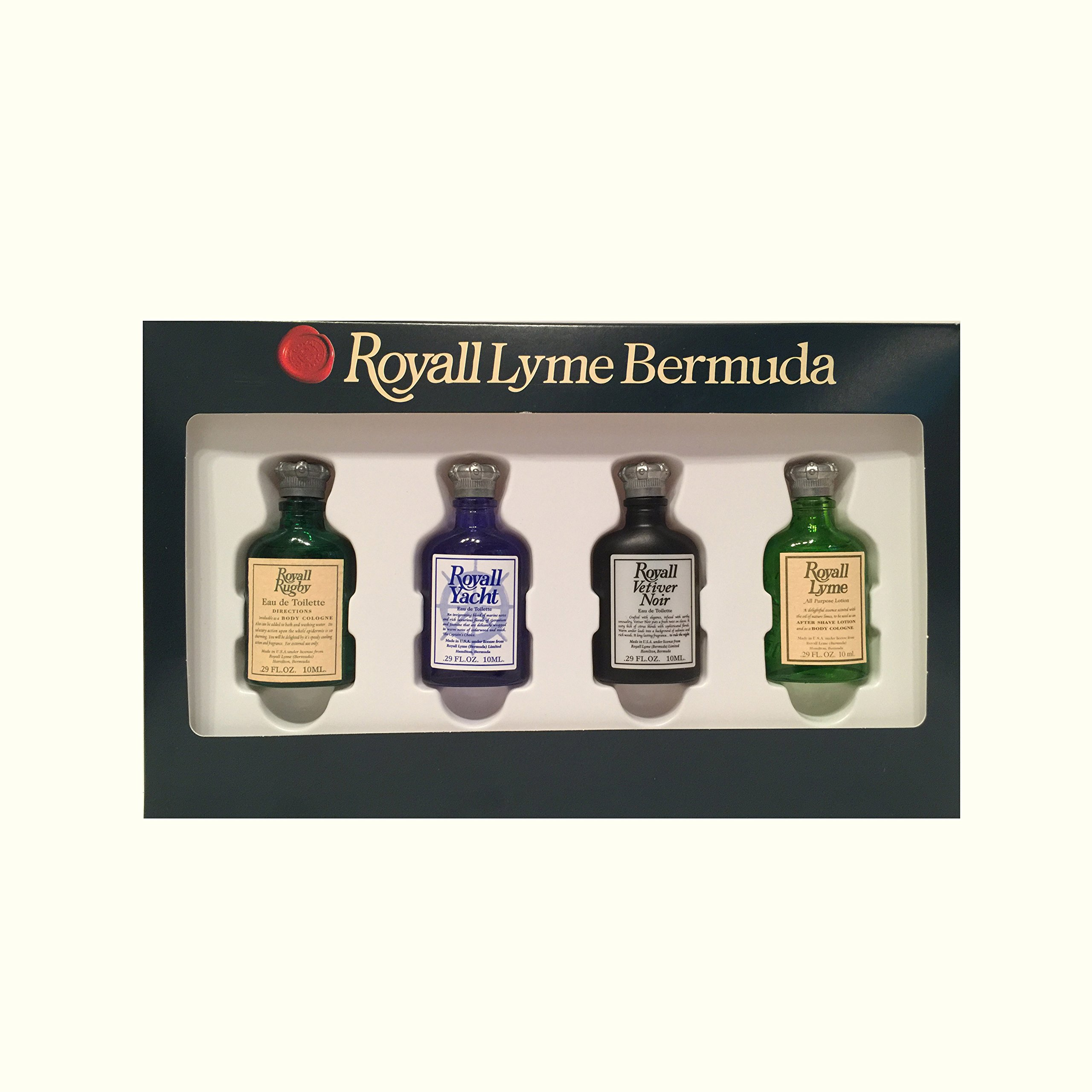 Royall Lyme Bermuda Collection The Royall Master Collection - Mini Set by ROYALL FRAGRANCES