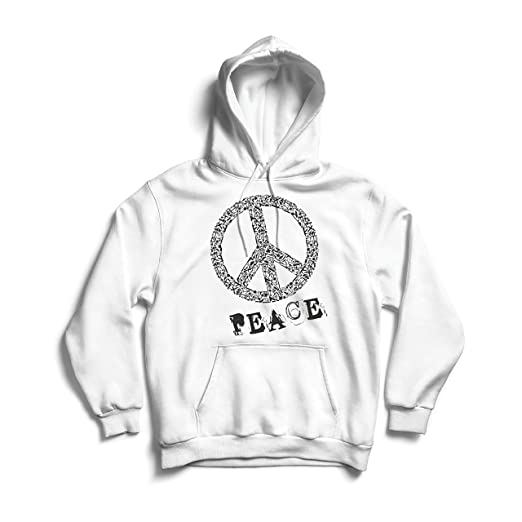amazon lepni me hoodie peace symbol 1960s 1970s hippy hippie 1970s Boys Costumes amazon lepni me hoodie peace symbol 1960s 1970s hippy hippie festivals peace sign summer festival hipster swag clothing
