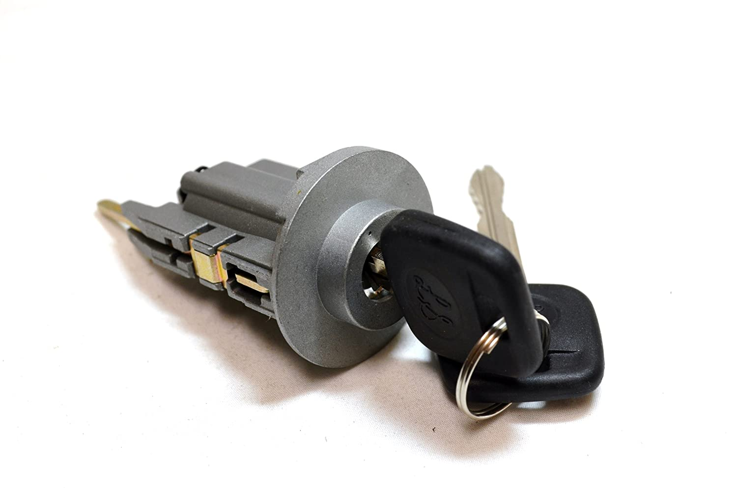 PT Auto Warehouse ILC-270L - Ignition Lock Cylinder with Keys - without Immobilizer