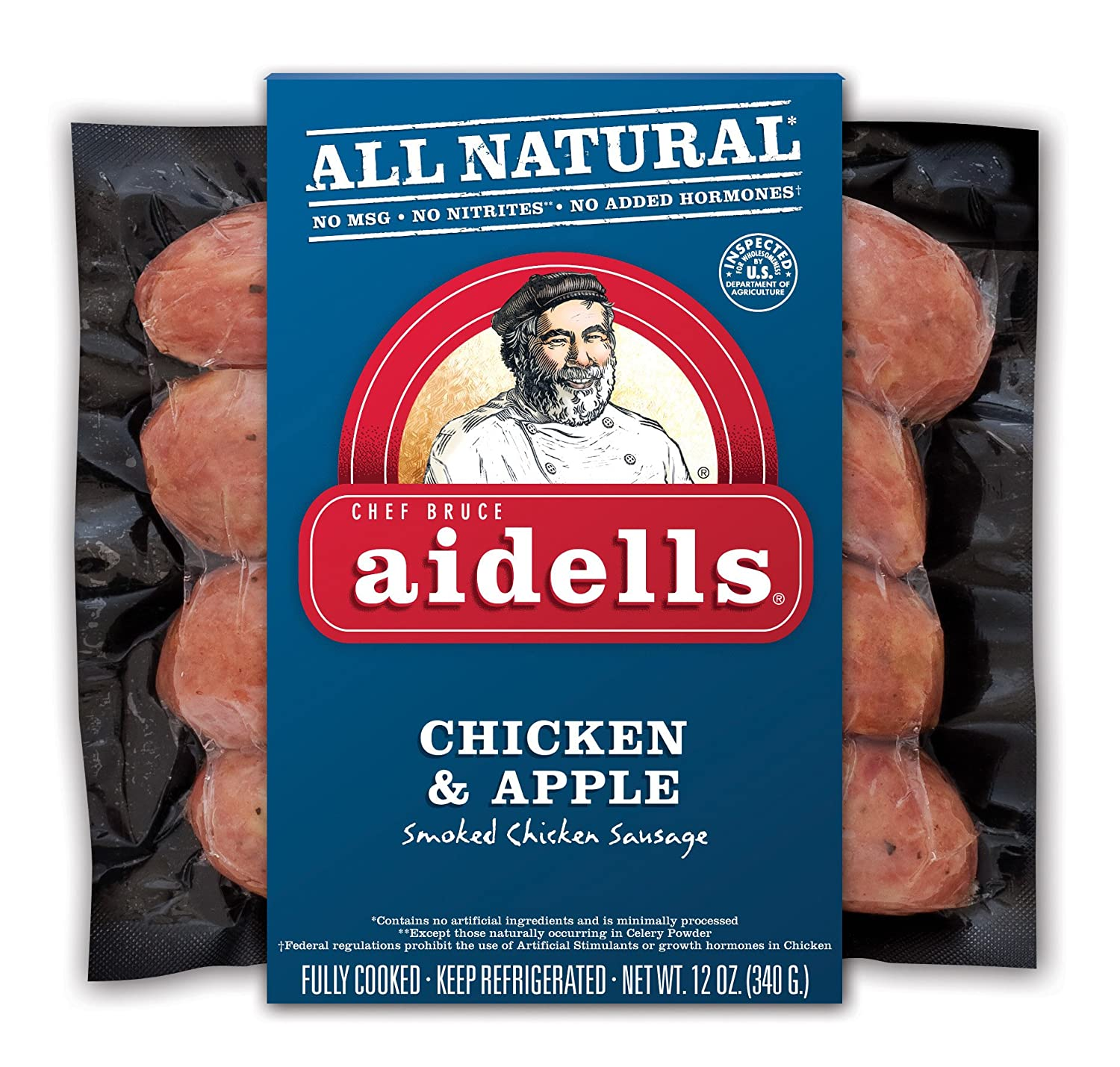 Aidells Chicken Apple SausageOunces Amazon Com Grocery Gourmet Food