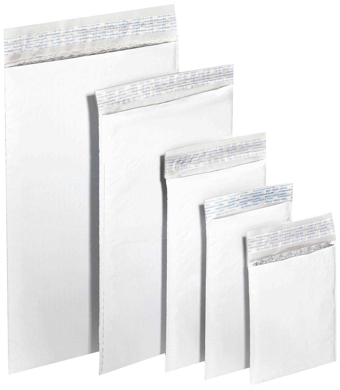 Pack of 250 Polyair Xpak #0 Bubble Lined Poly Mailer 6.5 x 10 XPAK0