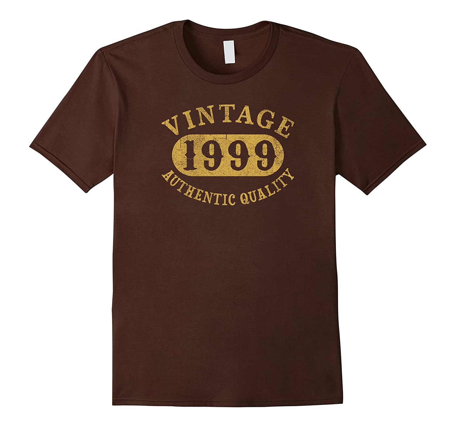 18 years old 18th B-day Birthday Gift Vintage 1999 T-Shirt