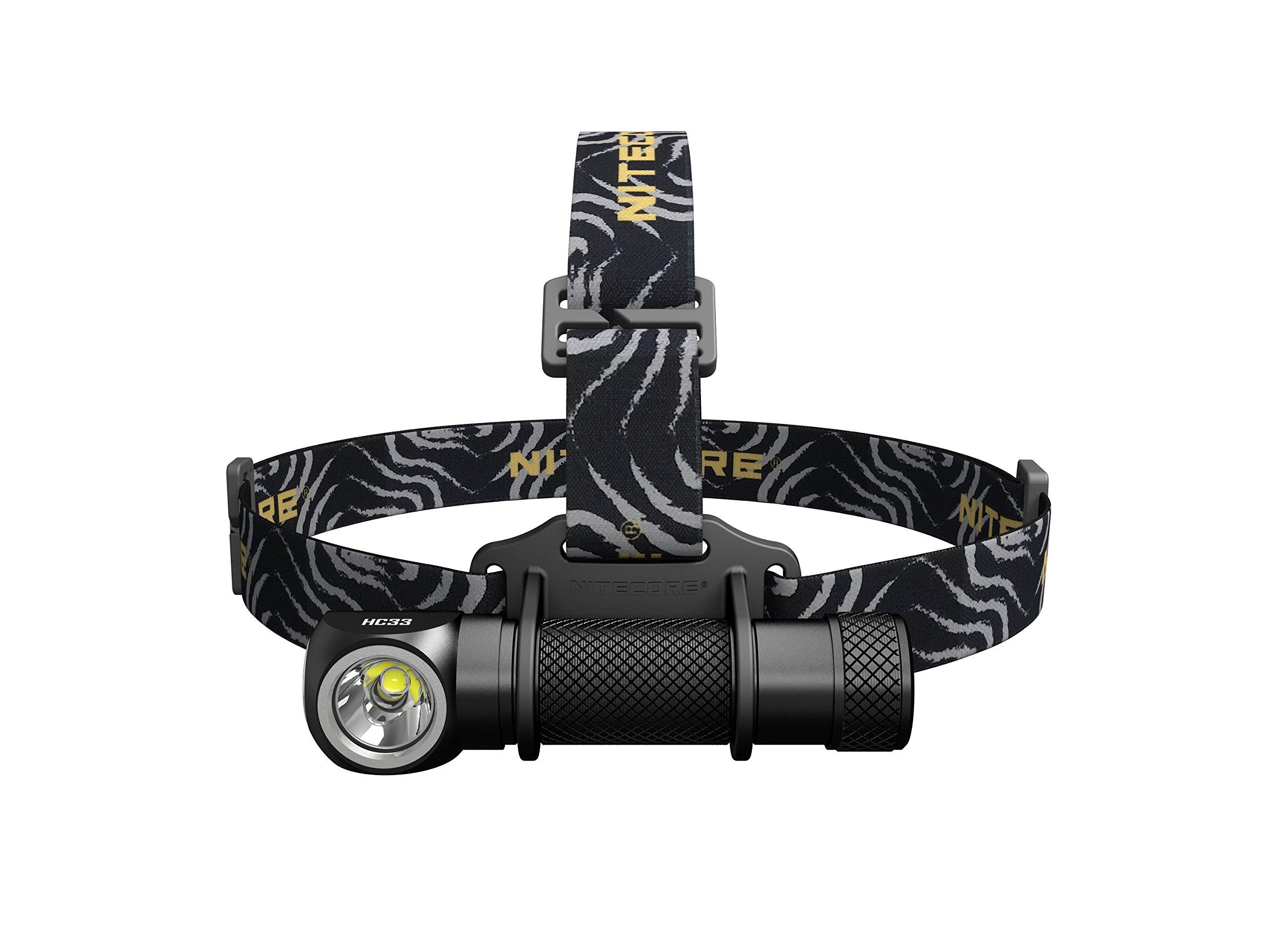 Linternas : Nitecore HC33 1800 Lumen L-Shape High...