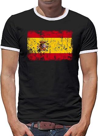 Shirt-People - Camiseta para hombre, diseño de bandera de España ...