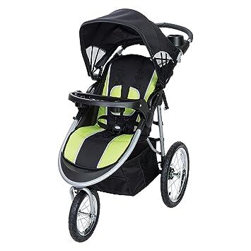 Amazon Com Baby Trend Pathway 35 Jogger Stroller Optic Green Baby