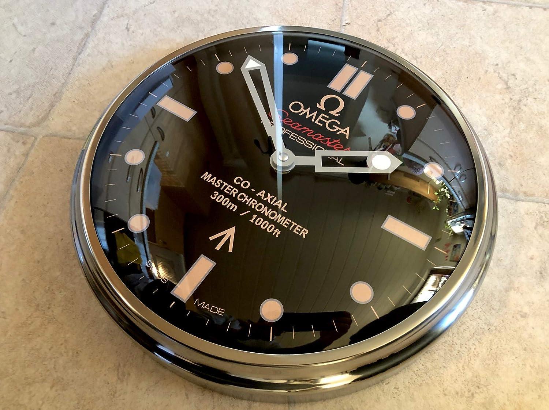 Omega Seamaster Model 12 Dealer Wall Clock