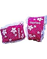 Girls Floatsafe Flotie Soft Fabric Armbands floatie
