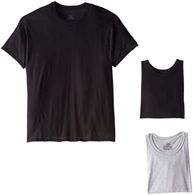 a88cfbc1 Hanes Ultimate Men's 4-Pack Classics Comfort Soft Dyed Crew T-Shirt:  Amazon.in: Clothing & Accessories