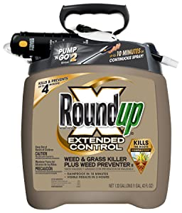 Roundup Extended Control Weed and Grass Killer Plus Weed Preventer II